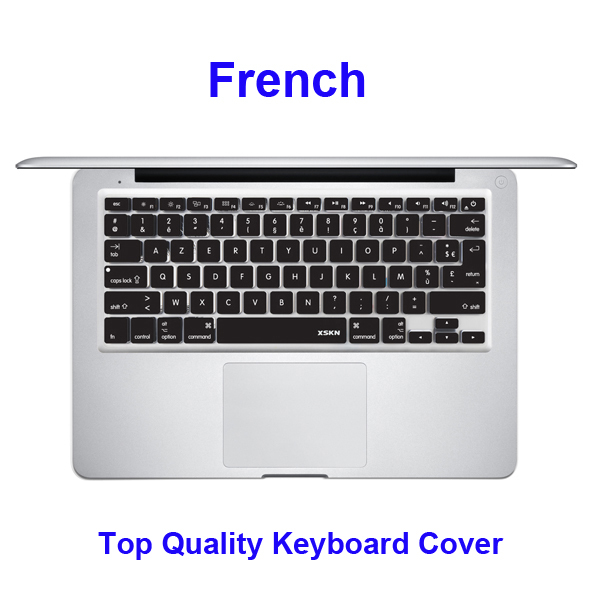 French Keyboard Cover For Mac