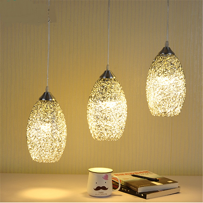 1/3 heads lamps pendant lamp living room study office minimalist personalized Creative restaurant pendant lights  FG913 LU1021 a1 master bedroom living room lamp crystal pendant lights dining room lamp european style dual use fashion pendant lamps