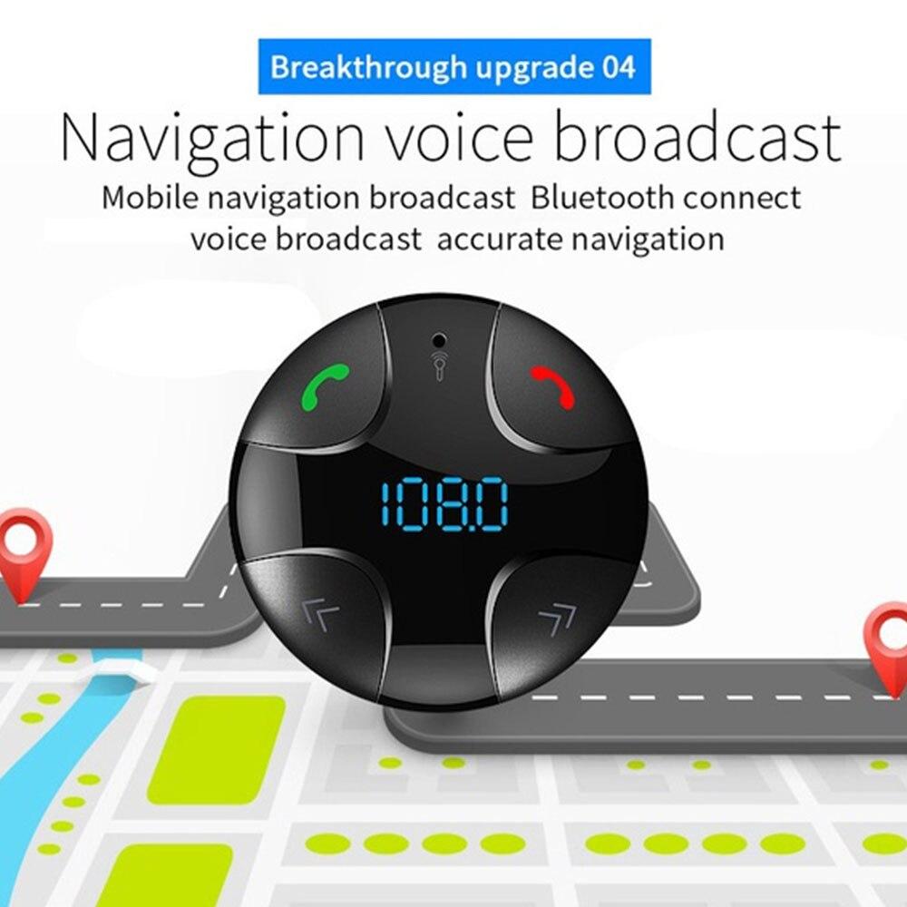 Vehemo 5 V/3.4A Hands-Free Беспроводной Bluetooth приемник автомобильный bluetooth-приемник дома Универсальная гарнитура Mp3 АВТО музыкальный приемник