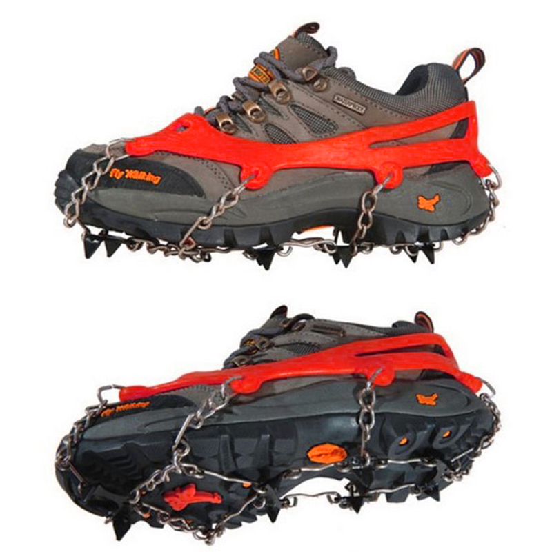 снег шипы для обуви