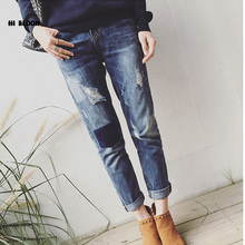 Fashion Maternity Jeans Trousers Clothes Pants for Pregnant Women Pregnancy Casual Maternity Denim Jean Loose Suspender Trousers