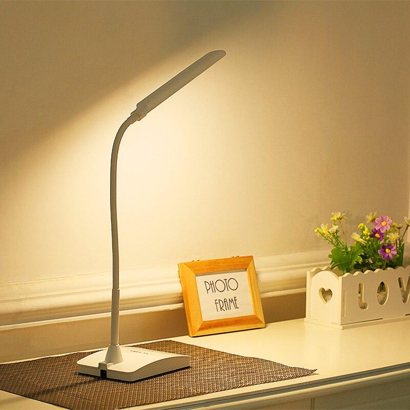 Ժամանակակից լուսադիոդային սեղանի - Ներքին լուսավորություն - Լուսանկար 3