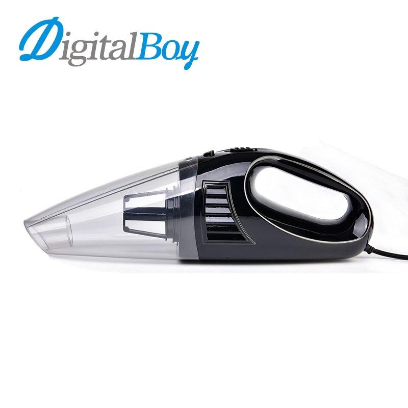 Digitalboy 100 W Aspirateur De Voiture 12 V MIni De Poche Aspiration Super Aspirateur De Voiture Style De Voiture intérieure Propre