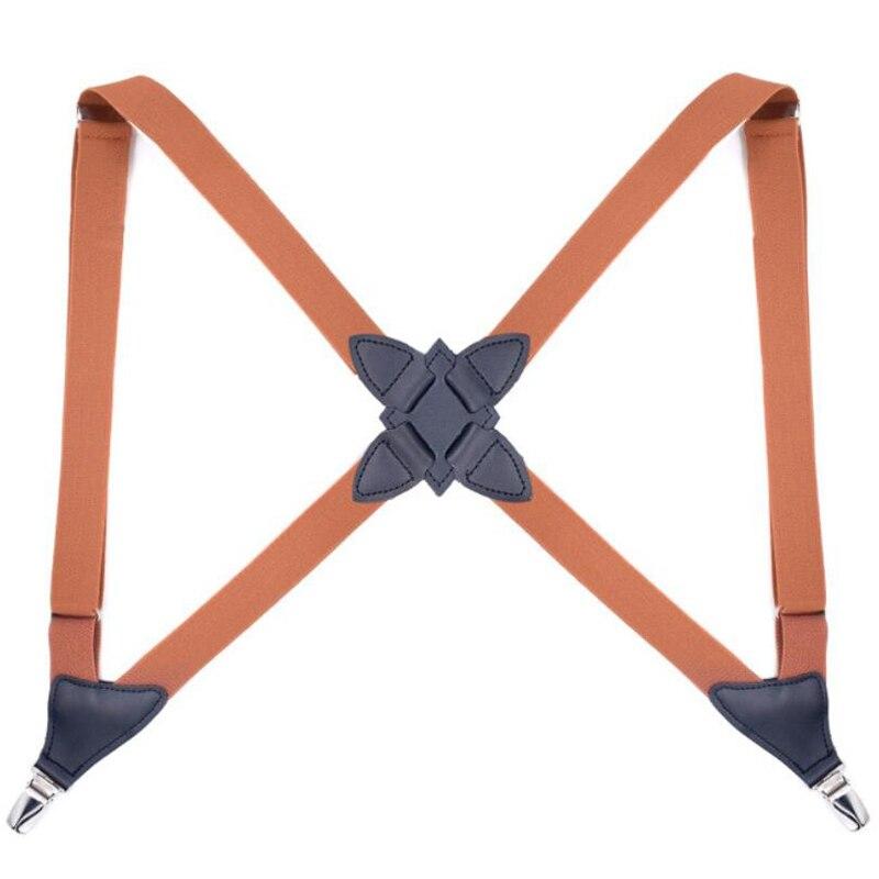 Men's Suspenders Braces Outdoor Suspenders Strap Adult Suspensorio Tirantes Hombre Bretelles