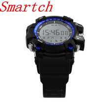 Smartch IP68 Waterproof XR05 Smart watch Sport Health WristWatch Power Battery Android OS for iphone samsung xiaomi huawei