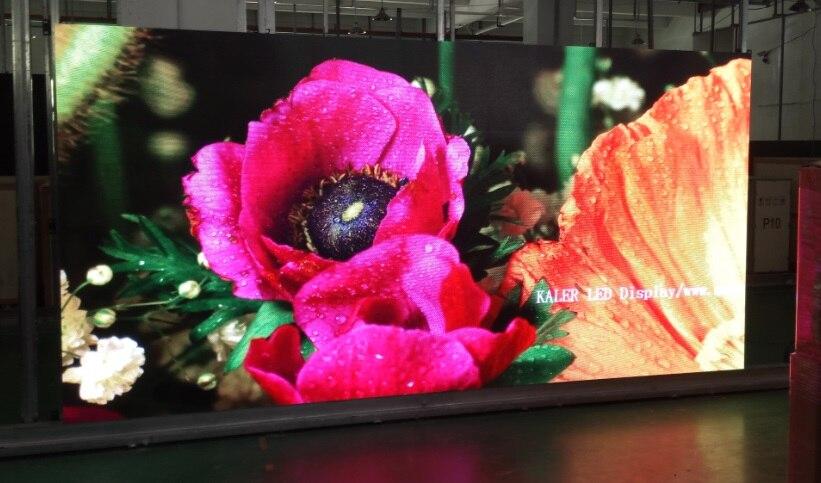 TEEHO 16 шт. 20x20 дюймов P3.91 светодиодного информационного табло 64X64 пикселей 1/16scan 2121SMD полноцветный светодиодный экран для установки в Прокат 4 квадратных метра светодиоидная видеопанель