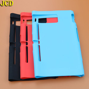 Image 4 - JCD 1Pcs Silicone Rubber Soft Host Display Screen Protective Skin Cover Case For Nintend Switch NS Console Protector Shell