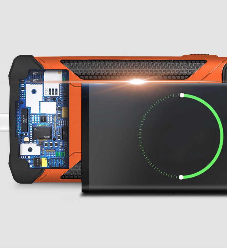 Противоударная тонкая батарея чехол для iPhone 6 6 S 7 8 Plus power Bank Charing Чехлы панцири запасная батарея зарядное устройство задняя крышка 5000 мАч