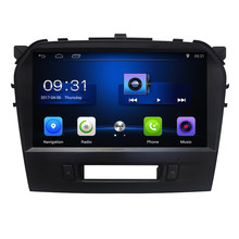 "10,2 ""Android 6,0! Автомобильный DVD ПК Мультимедийный dvd-плеер gps Navi Стерео Радио Fit SUZUKI GRAND VITARA 2015 2016 2017 2018 3g WI-FI(China)"