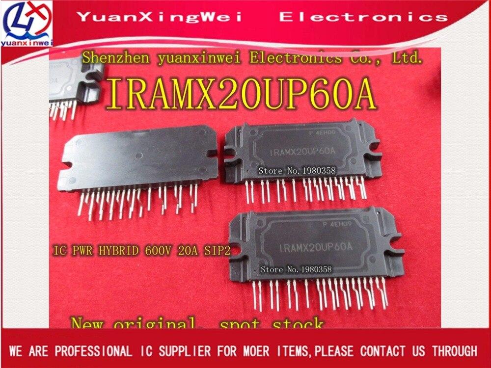 2pcs IRAMX20UP60A IGBT POWER MODULE, NEW