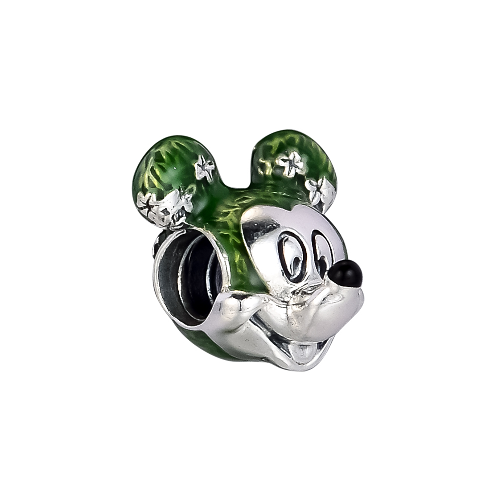 Pandora Jewelry Free Shipping: DIY Fits For Pandora Charms Bracelets Mouse Topiary Beads