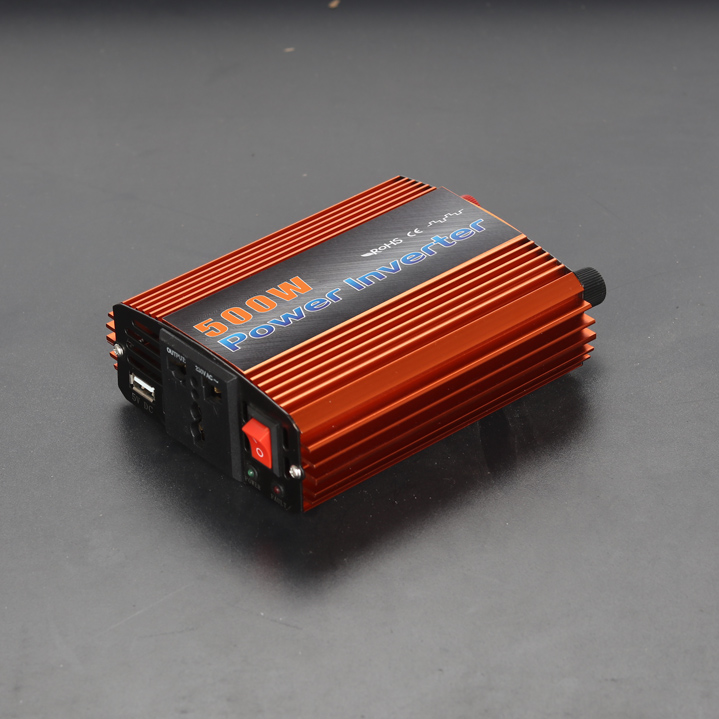 Einphasig 500watt solar power inverter 24v dc zu 220v ac circuit modifizierte sinus welle inverter