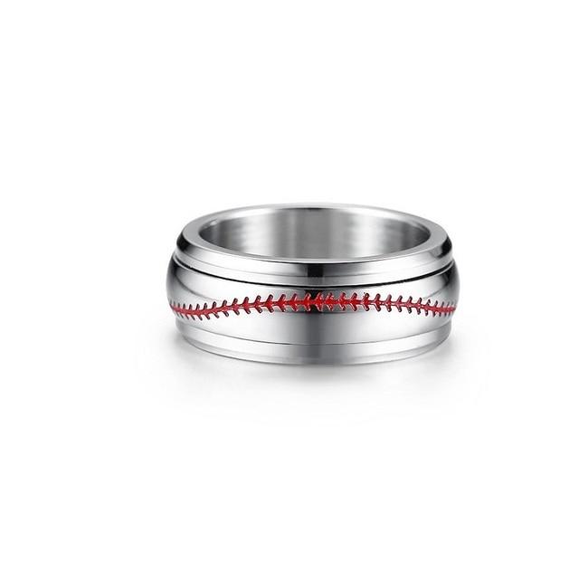 Фото рекомендуем высококачественные простые мужские кольца из нержавеющей
