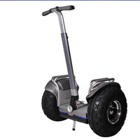 19 pouces Grand TireTwo Roue Auto Équilibrage hover bord Scooter 72 V Samsung Batterie Offroad Cruiser 2*1200 W moteur Smart Balance
