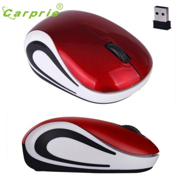 CARPRIE Wireless Mouse Cute Mini 2000 DPI