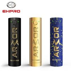 Original Ehpro Armor Prime Mechanical Mod Black Color 510 Thread 20700 18650 Battery E Cigarette Vape Mech Mod vs ehpro 101 D