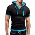 mens fashion polyester cotton   casual anti-pilling breathable Short sleeve palace  ralphmen yeezy plusXXXXXL
