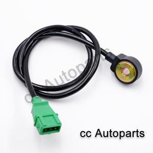 Image 2 - Di Knock Sensor per VW Golf Jetta MK2 Corrado G60 Passat Scirocco OE #0261231038/054 905 377 A/ 054 905 377 H