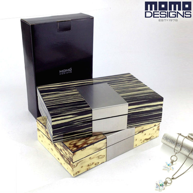 Wooden jewel storage box Wooden Jewellery case Piano high gloss finish Jewel travel box jewel box