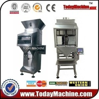 Seed Granule Weighing And Filling Machine For Jar Can Tin