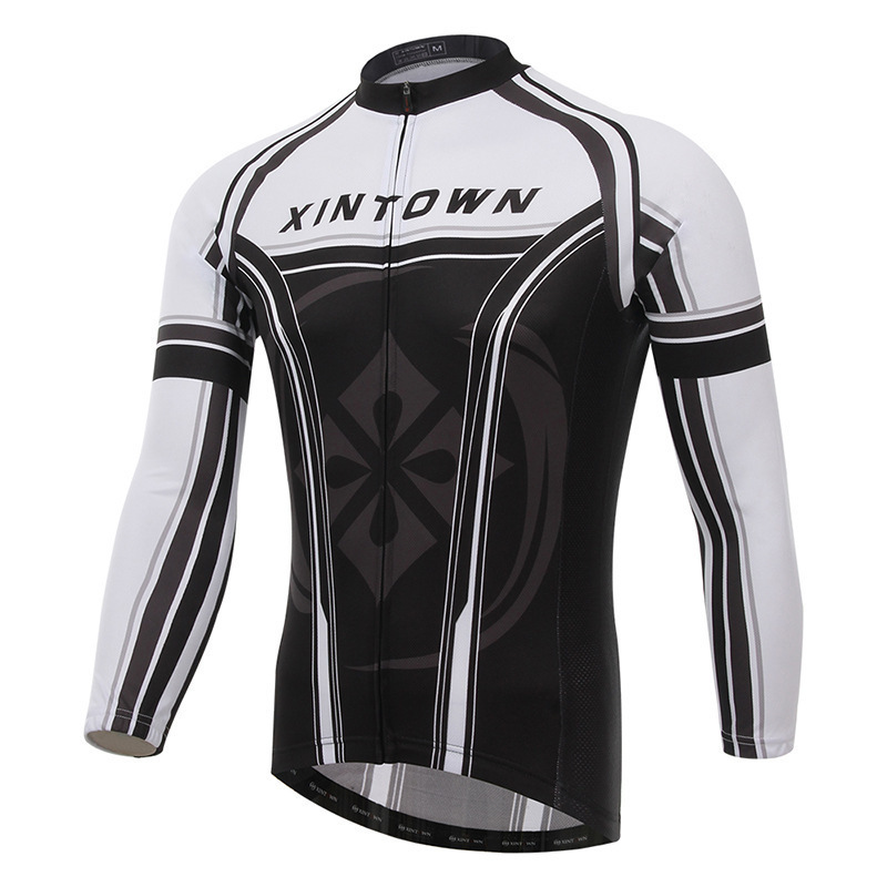 XINTOWN Pro Winter Thermal Fleece Cycling Jersey 2018 Long Sleeve MTB Clothing Ropa Ciclismo Maillot Bicycle Men Clothes xintown pro team cycling jerseys ropa ciclismo maillot winter thermal fleece bicycle clothing mens bicycle clothing bike clothes