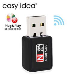 USB WiFi адаптер 150 Мбит/с мини Wi-Fi адаптер для ПК USB Ethernet WiFi Dongle 2,4 г сетевая карта Antena Wi Fi Adpter Wi-Fi приемник