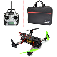 LED dron Full Carbon Fiber Frame Kit drones profissional RTF quadcopter with Remote Controller 250 quadrocopter