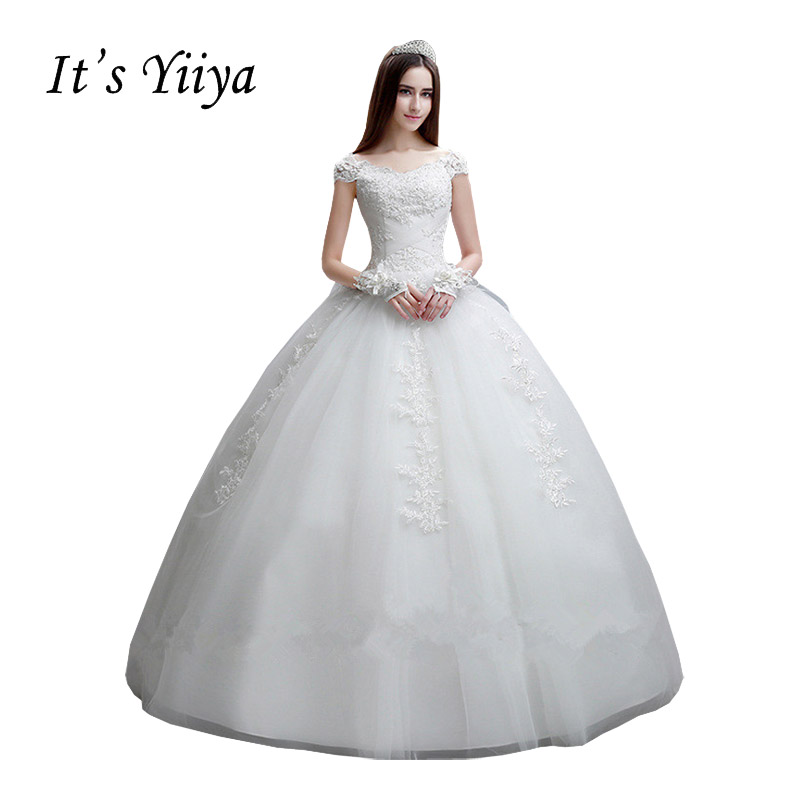 Buy Used Wedding Gowns: Aliexpress.com : Buy Free Shipping Fashion Wedding Dresses