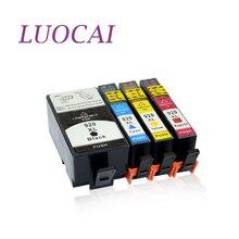 LuoCai 4Pcs compatible ink cartridges For HP920 920XL OfficeJet 6000 6500 6500A /7000/7500/7500A Printer cartridge