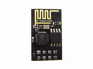 Image 1 - 10 قطع hailiangniao ESP 01 ESP8266 المسلسل wifi العرض كيل فارقة الصناعة