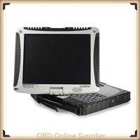 High quality Toughbook 4GB RAM CF19 CF 19 laptop three years warranty Toughbook Panasonic laptop CF 19+320G HDD Free Shipping