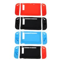 Silicone Protective Case Left Right Dustproof Shockproof Shell Game Accessories For Nintend Switch NS Joy Con Console Controller