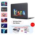 Venta caliente animación caso para apple macbook air pro retina 11 12 13 15 manga Del Ordenador Portátil Bolso de la Cubierta Para Mac book 11.6 13.3 15.4 pulgadas