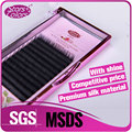5 boxes/lot Hot sell Rose Godness Black Mink False Eyelashes Single Natural Fake Eye Lashes Makeup tools Eyelash Extension