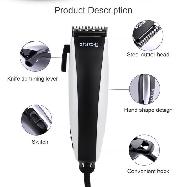 Maquinilla de afeitar para hombre, peluquería para el hogar