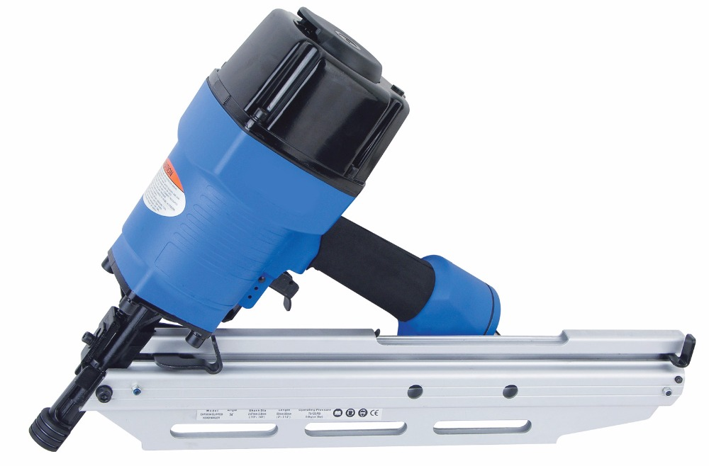 SAT1619 Pneumatic Tools Air Tool High Quality Air Clipped Head Framing Nailer