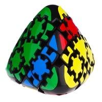 2014 Brand New Lanlan Gear Mastermorphix Mini Magic Cube Black Puzzle Educational Toy Special Toys