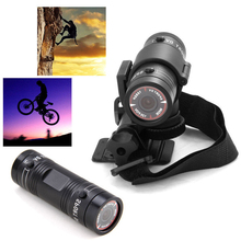HOT! 1080P HD Mini Outdoor Riding Bike Helmet Sports Camera Professional Action Camera Camcorder Waterproof Outdoor Sports DVR