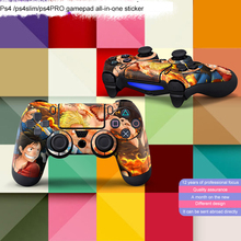 Protective Sticker for PS4 Controller Skin Stickers Playstation 4 Controller Sticker decor for Sony PS4 Joystick Gamepad Skin цена