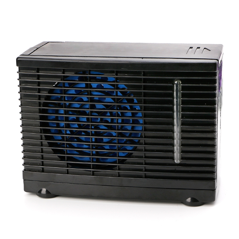 Image 3 - Portable Air Conditioner For Cars 12V Adjustable 60W Car Air Conditioner Cooler Cooling Fan Water Ice Evaporative Cooler-in Heating & Fans from Automobiles & Motorcycles