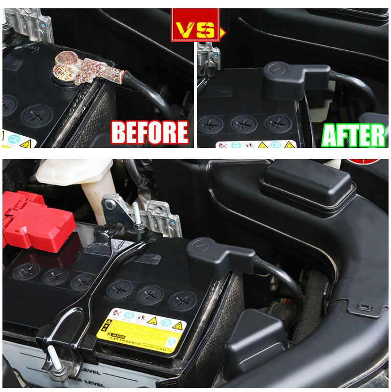 For Daihatsu Ayla Sigra Perodua Axia 2013-2018 Battery Power Negative  Electrode Protector Terminal Cover Covers Accessories