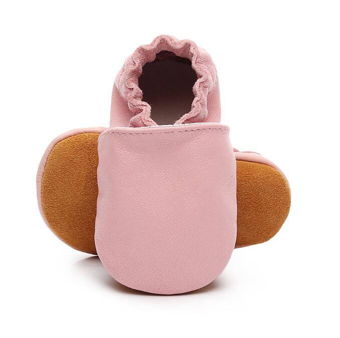 Mode Baby Jungen Schuhe für Mädchen Erste Wanderer Weiche Sohle Neugeborenen Hausschuhe Kleinkind Mokassins Hause Schuhe 0-18 monate