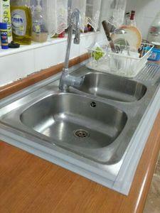 Image 3 - עמיד למים אנטי לחות אמבטיה מדבקות עצמי דבק Pvc קיר פסיפס מטבח