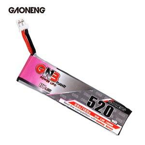 Image 3 - 5PCS Gaoneng GNB FPV סוללות 520mAh 3.8V 80C 1S HV 4.35V PH2.0 Plug Lipo סוללה עבור Emax Tinyhawk Kingkong LDARC זעיר