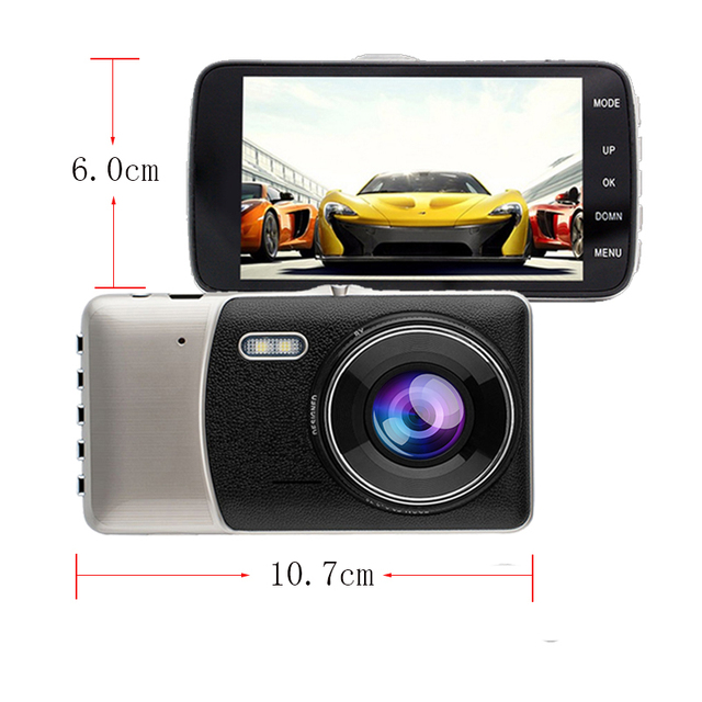 Full HD Car Video Recorder with Night Vision