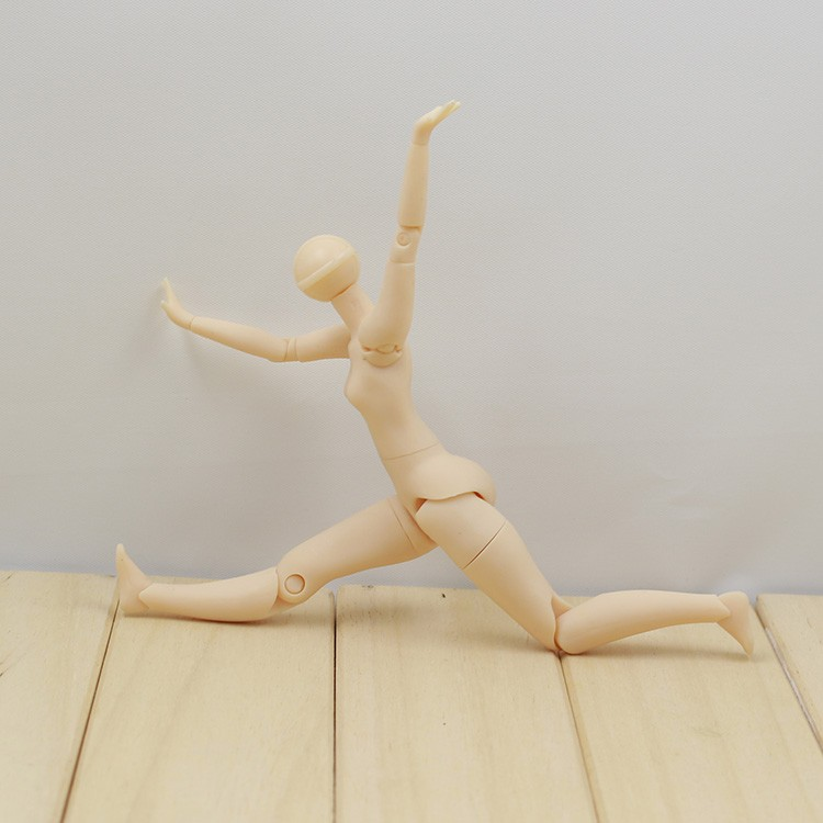 Middie Blythe Doll Jointed Body Without Head 2