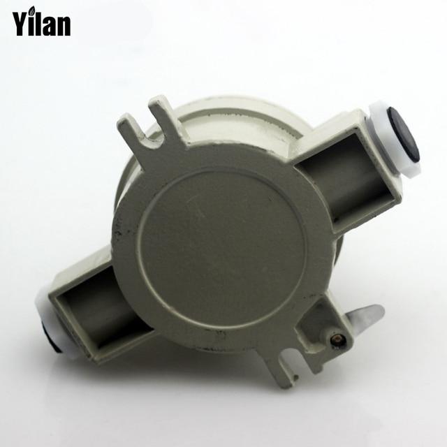 sw upgrade aluminum alloy explosion proof switch box 10a220v380v