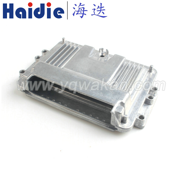 Free shipping 1set ECU 121pin modified aluminum shell plug car controller control box for 121p male female connector 368255-1 free delivery car engine computer board ecu 0261208075
