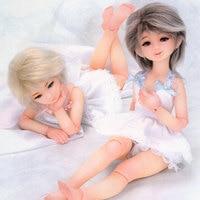New Arrival Unoa Chibi Lilin Bjd Sd Doll 1 6 Body Model Reborn Children Doll Many