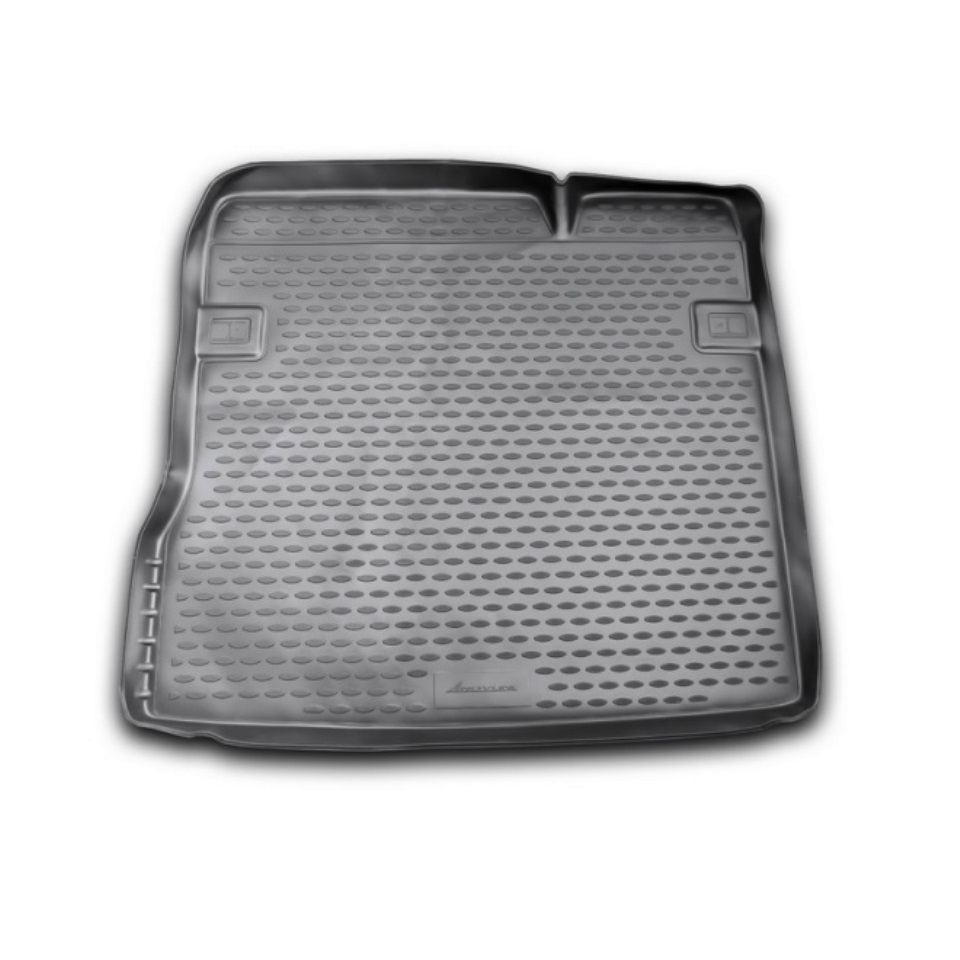 ΞFor Renault Duster 2WD 2011-2019 car trunk mat Element ...